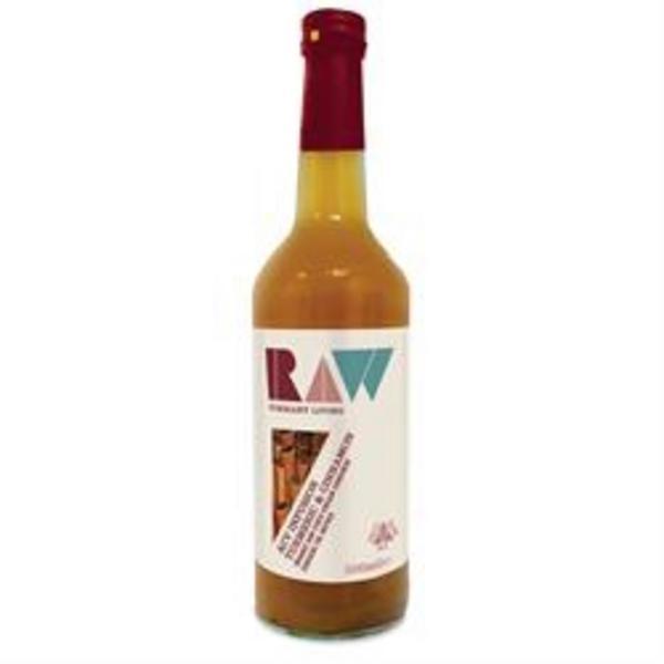 Turmeric & Cinnamon Apple Cider Vinegar ORGANIC