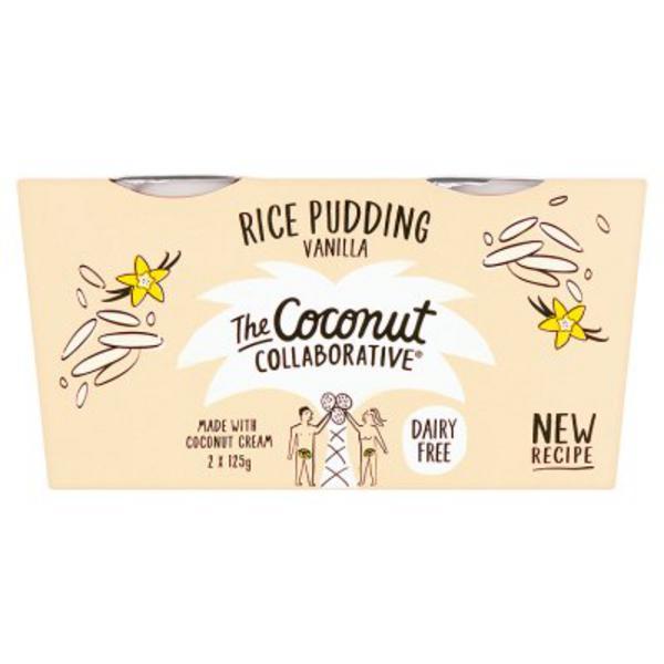Vanilla Rice Pudding dairy free