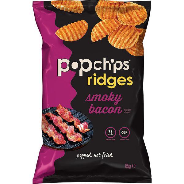 Smoky Bacon Chips Vegan
