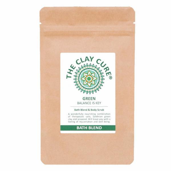 Green Blend Bath Salt