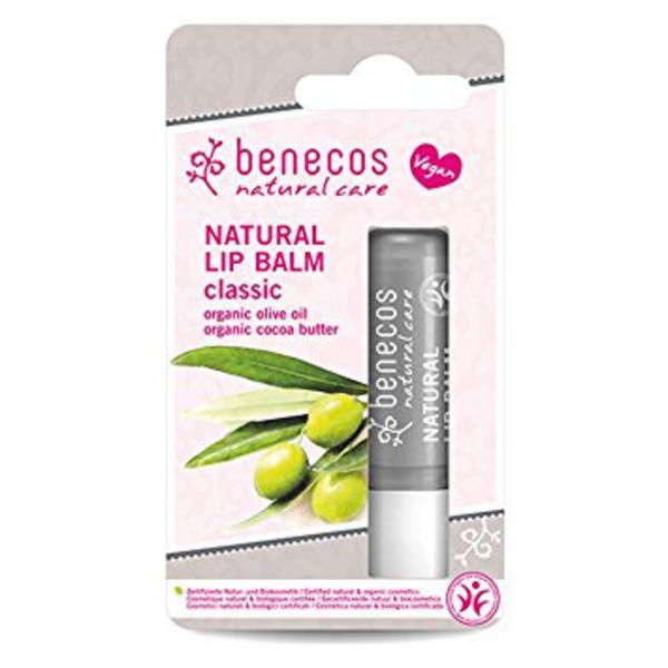 Natural Lip Balm Classic Vegan, ORGANIC