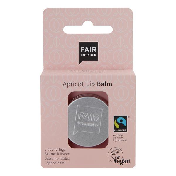Sensitive Apricot Lip Balm Vegan, FairTrade