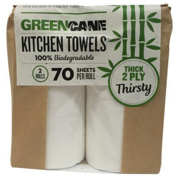 2 Ply Kitchen Towel