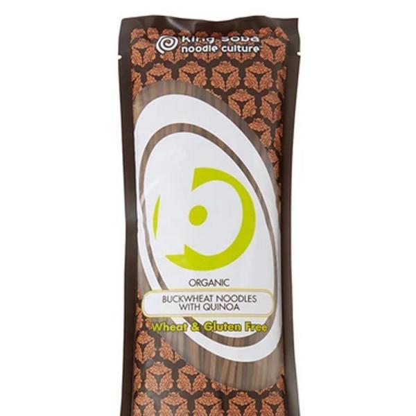 Buckwheat Noodles With Quinoa Gluten Free, Vegan, FairTrade, ORGANIC