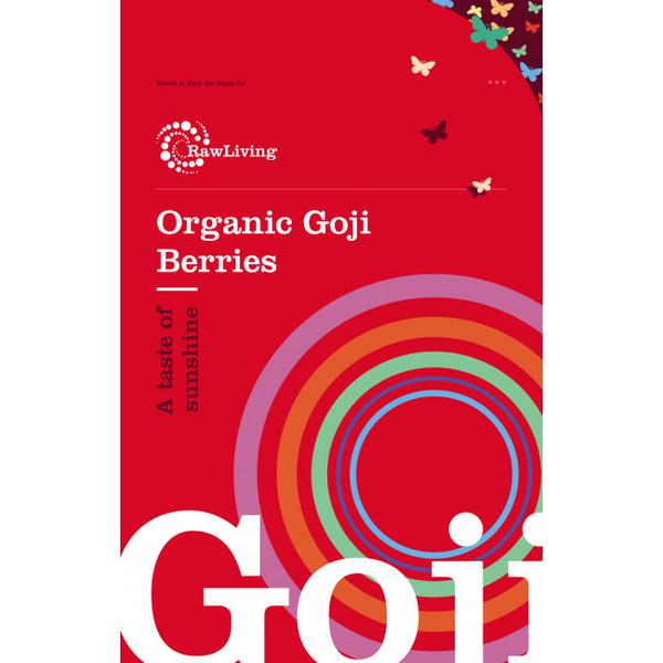 Goji Berries Vegan, ORGANIC