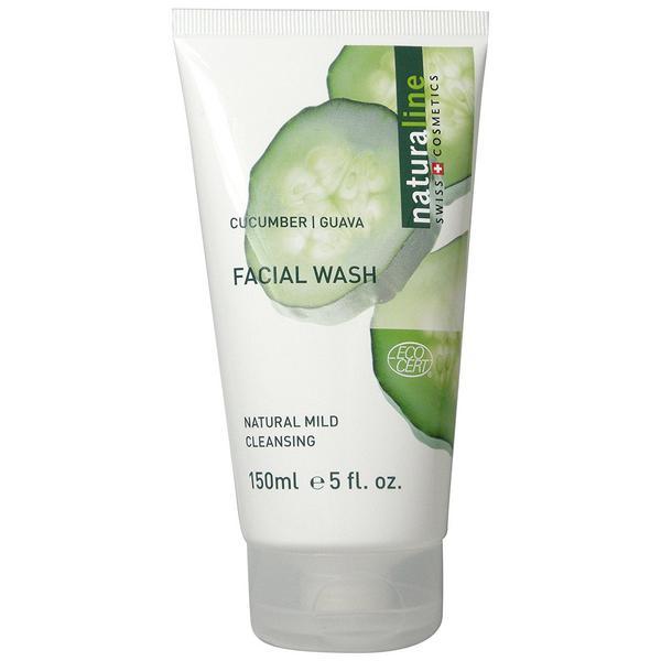 Cucumber & Guava Facial Wash Vegan, ORGANIC