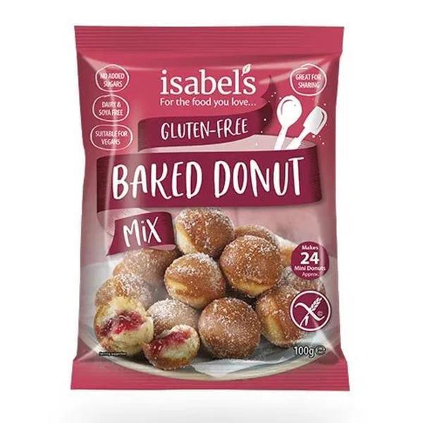 Baked Donut Mix dairy free, Gluten Free