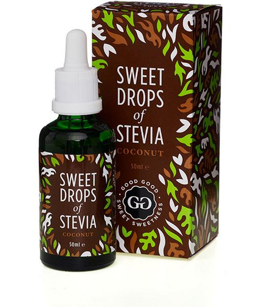 Coconut Sweet Drops Of Stevia Vegan