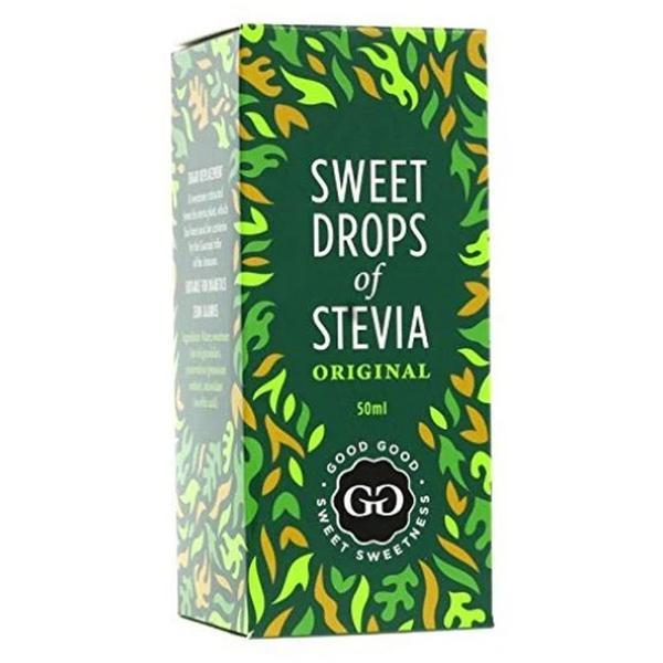 Original Sweet Drops Of Stevia Vegan