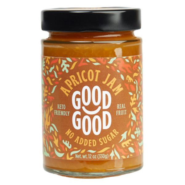 Sweet Jam With Stevia Apricot