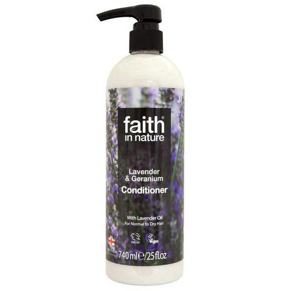 Lavender & Geranium Conditioner