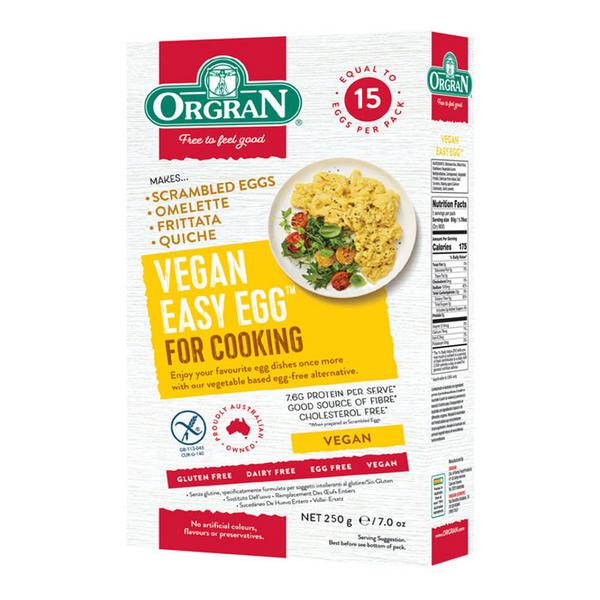 Easy Egg Replacer Vegan