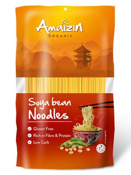 Green Soya Bean Noodles