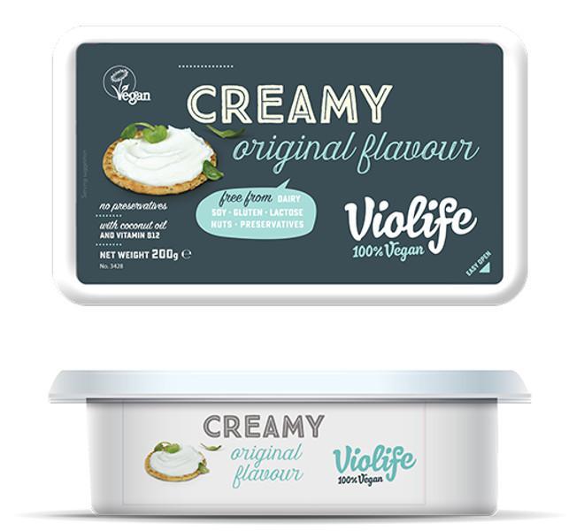Original Creamy Spread dairy free, Vegan
