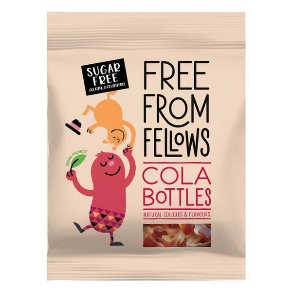 Cola Bottle Sweets Gluten Free, Vegan