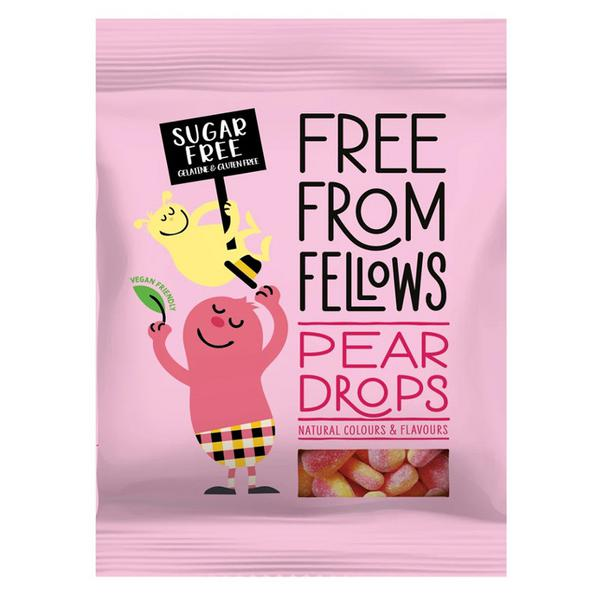 Pear Drops Sweets Gluten Free, Vegan