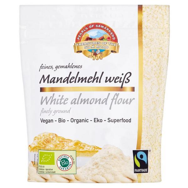 White Almond Flour FairTrade, ORGANIC
