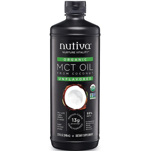 93% MCT Oil Supplement Vegan, ORGANIC