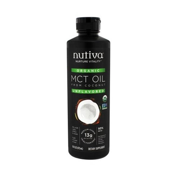 93% MCT Oil Supplement Vegan, ORGANIC