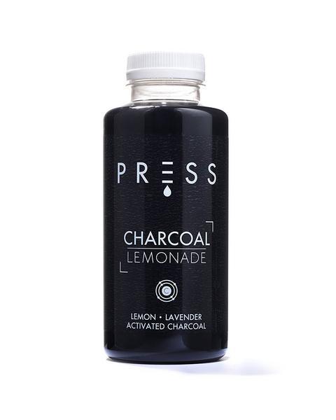 Charcoal Lemonade Juice