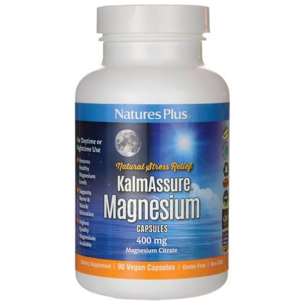 400mg Kalmassure Magnesium Vegan