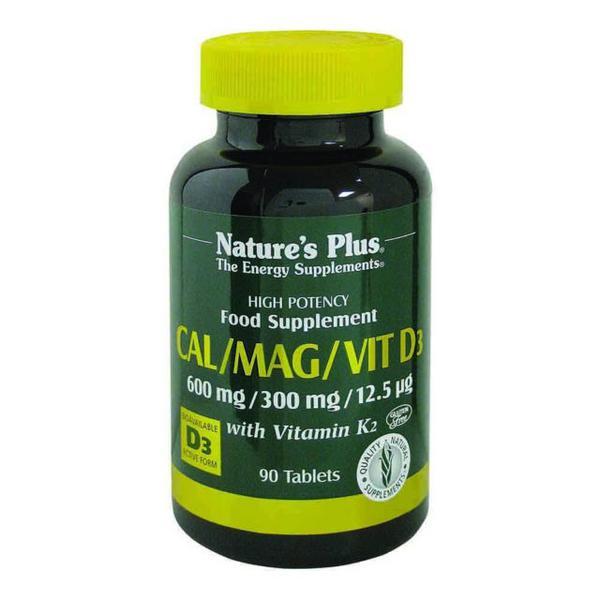Calcium Magnesium,Vitamin D3 & Vitamin K