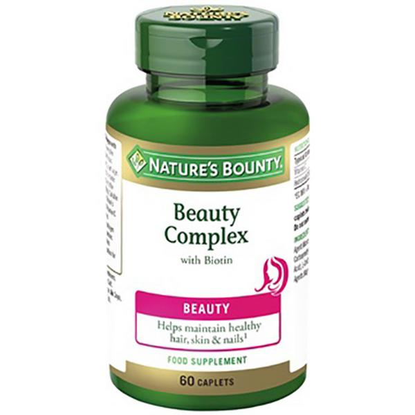 Beauty Complex With Biotin Food Supplements
