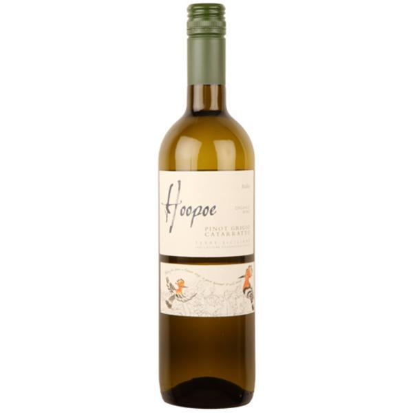 Pinot Grigio Catarratto Wine Italy dairy free, ORGANIC