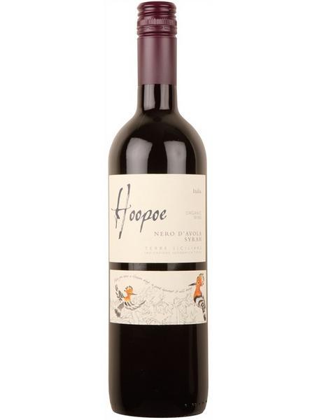 Nero d'Avola Syrah Red Wine 2016 Italy ORGANIC