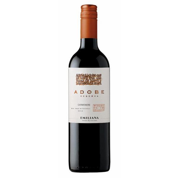 Carmenere Red Wine Chile ORGANIC