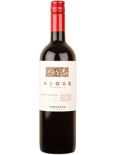 Red Wine Chile Malbec FairTrade, ORGANIC