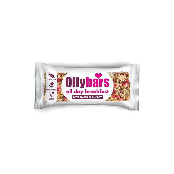 All Day Breakfast Snackbar Gluten Free, Vegan