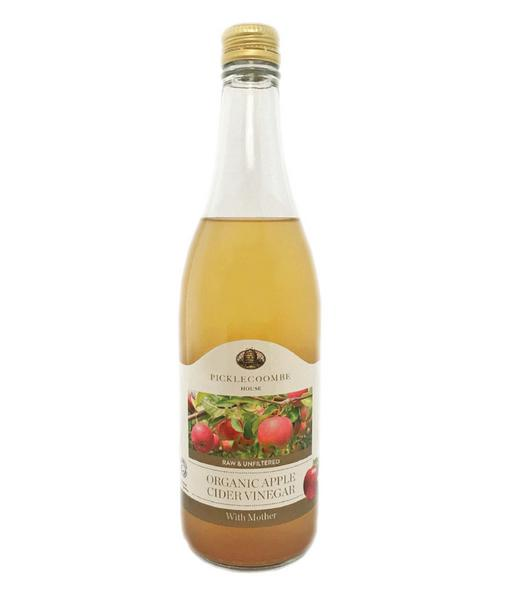 Apple Cider Vinegar with the Mother ORGANIC