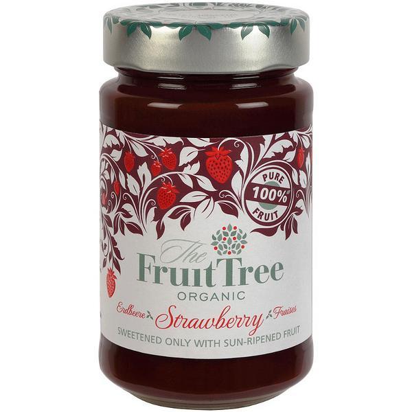 Strawberry Fruit Spread ORGANIC
