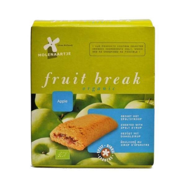 Apple Snackbar Fruit Break ORGANIC
