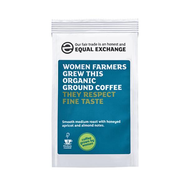 Women Grew This Ground Coffee FairTrade, ORGANIC