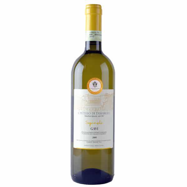 White Wine Gavi Spinola No Added Sulphur Vegan, ORGANIC