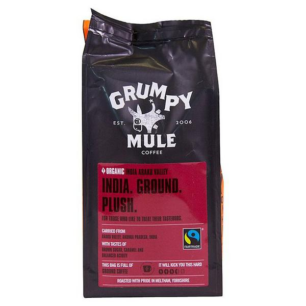 Araku India Ground Coffee FairTrade, ORGANIC