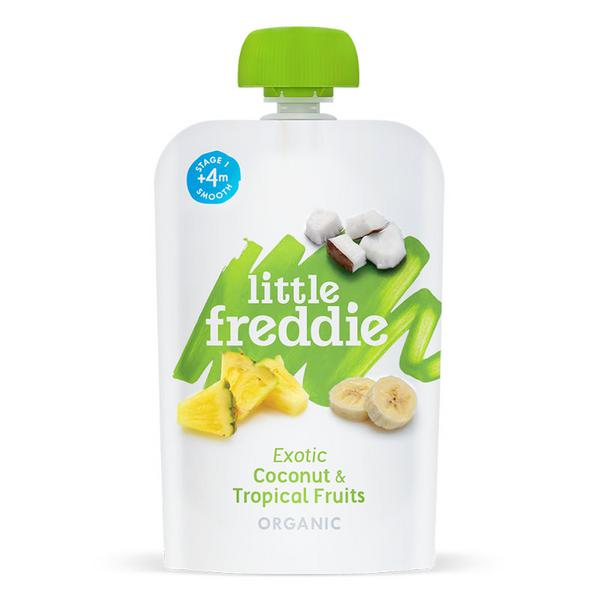 Exotic Coconut & Tropical Fruit Baby Food ORGANIC