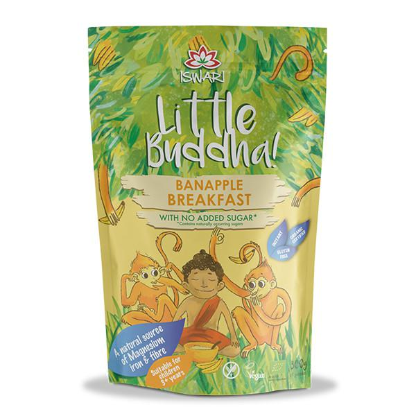 Banana & Apple Breakfast Little Buddha ORGANIC