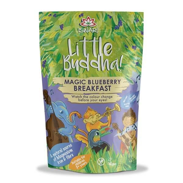 Magic Blueberry Breakfast Little Buddha ORGANIC