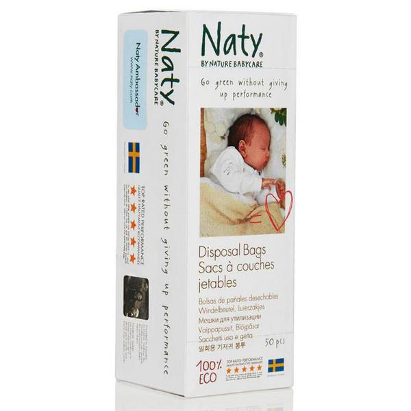 Biodegradable Nappy Bags