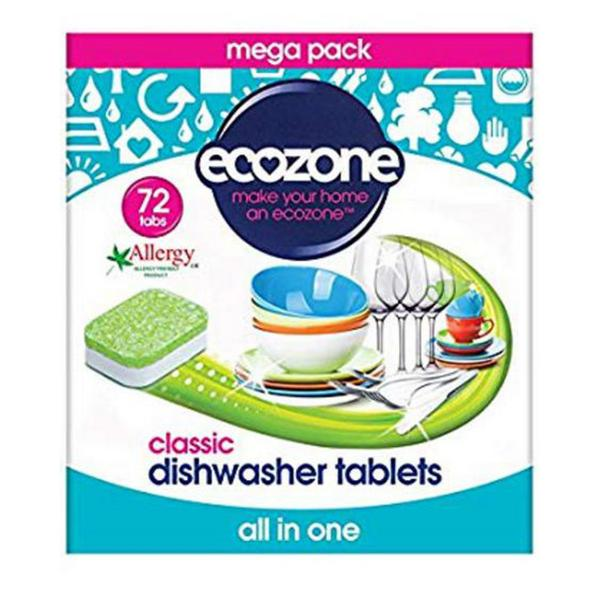 Dishwasher Classic All In One Tablets