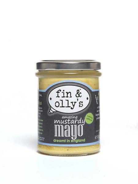 Amazing Mustardy Mayonnaise