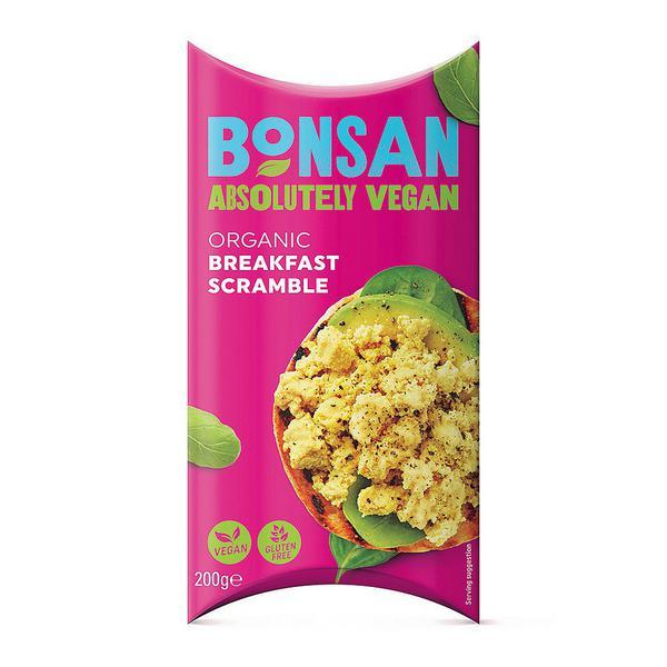 Vegan Scramble Breakfast Vegan, ORGANIC
