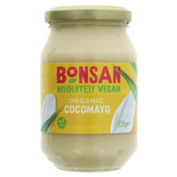 Mayonnaise With Coconut Oil Vegan, ORGANIC