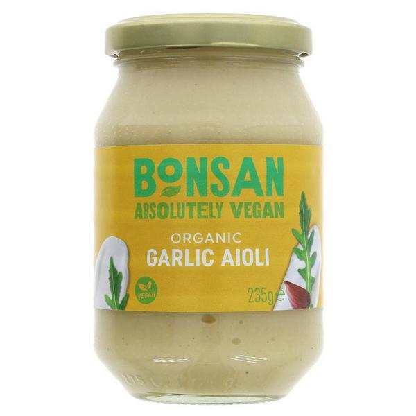 Garlic Aioli Vegan, ORGANIC