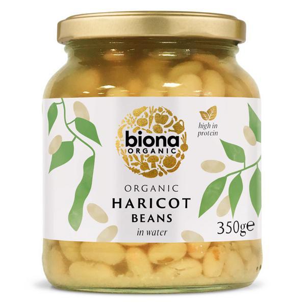 Haricot Beans Vegan, ORGANIC