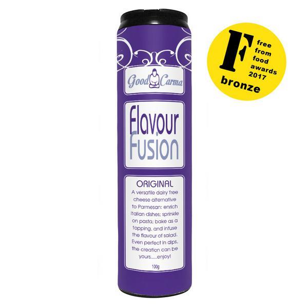 Flavour Fusion Original Parmesan Vegan