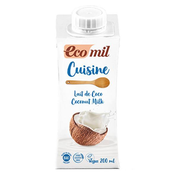Coconut Milk Cuisine Cream dairy free, Vegan, ORGANIC
